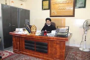 السيد محمد القبانجي: قضية الإمام المهدي(ع) تشكل الحلقة النهائية للأطروحة الشيعية