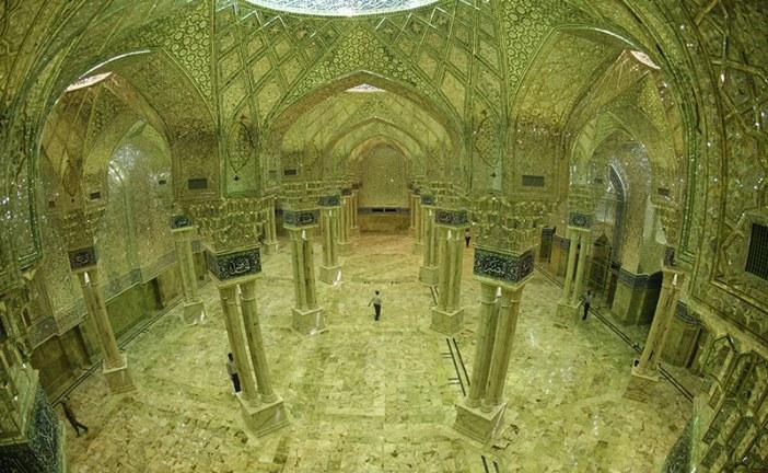 مسجد الرأس في العتبة العلوية المقدسة