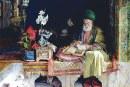 لغة رثاء الامام علي(ع)  في شعر السيد جعفر الحلي
