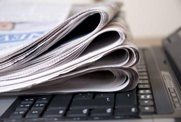 الصحافة الالكترونية تهدد الصحافة الورقية