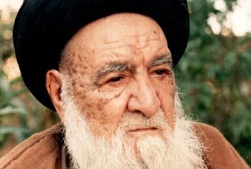 السيد ابو القاسم الخوئي(قدس سره)