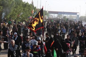 زيارة الأربعين  مسيرة الكرامة والتحدي