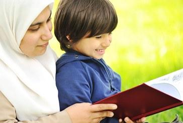 الأم والإصلاح الذاتي للطفل