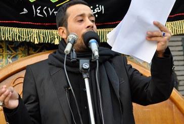 المنشد أحمد الفتلاوي