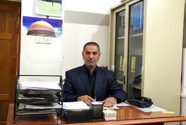 رئيس قسم الشؤون المالية