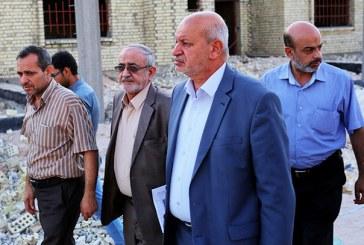 الحاج خالد شنون نائب الأمين العام للعتبة العلوية المقدسة