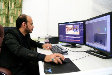 المصمم علي صحن المحمودي