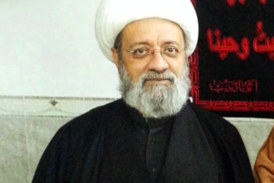 الشيخ مصطفى مصري  العاملي