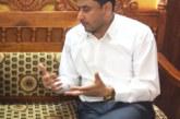 لقاء مع رئيس مجلس محافظة ذي قار